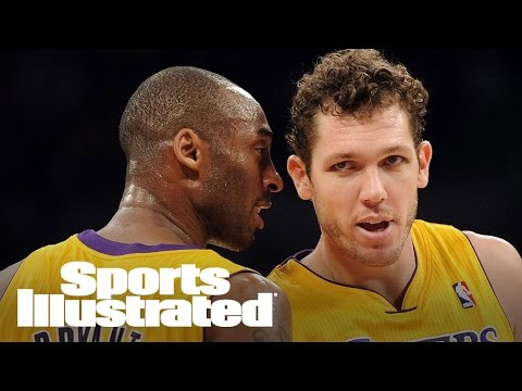 Kobe Bryant Destroyed Luke Walton For Smelling Like Booze | SI Wire | Sports Illustrated