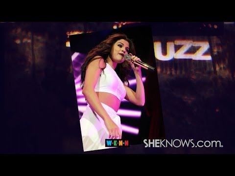 Selena Gomez Updates Fans - The Buzz