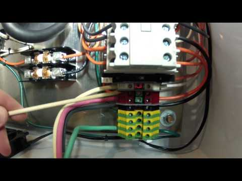 VFD Control Box for the Clausing Lathe - Part 2