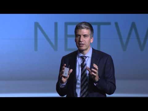 Rami Rahim Keynote at Canadian Telecom Summit: 'Closing the Innovation Gap Through Automation'