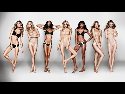 Victoria's Secret &quot;What Is Sexy?&quot; 2013