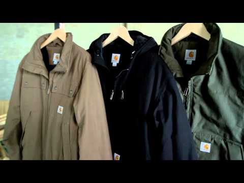 Carhartt Quick Duck Jackets and Vest #100107 #100001 #100002