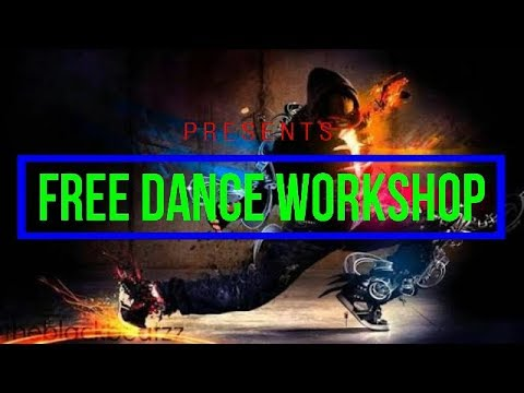 Free Dance Workshop by the students of Dharmesh Sir at TEAM SA RE GA MA MUSIC ACADEMY !!!