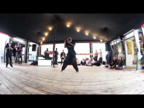 Boxpark OnePiece Battles 2014 - Kashmir Judges Showcase
