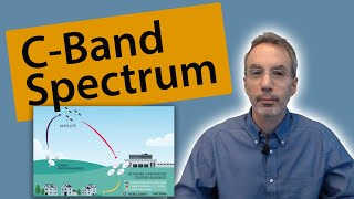 What is C-Band Spectrum, and how will it be made available for 5G broadband service?