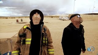 Can Gummy Bears Be Used as Rocket Fuel? | MythBusters