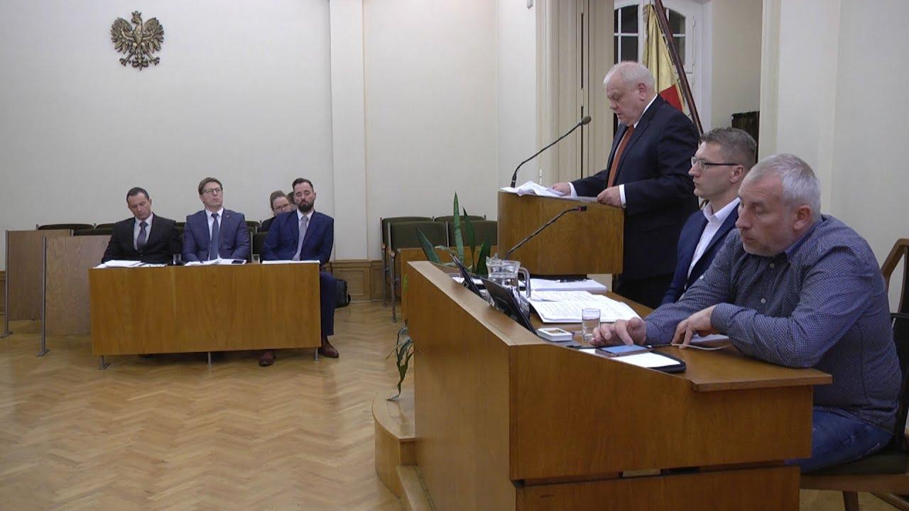 XXIII sesja Rady Miejskiej, część III