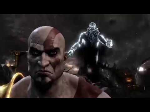 La historia de Kratos en 5 minutos antes del nuevo God of War (Resumen)