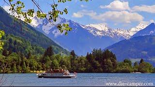 Reisebericht Seecamp Zell am See (Sbg) Mai 2014