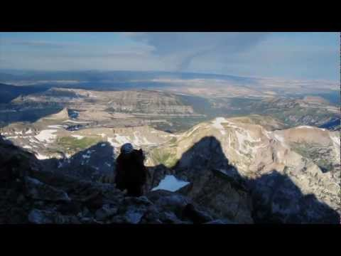Veterans Expeditions 9/11 Grand Teton climb with Jackson Hole Mountain Guides