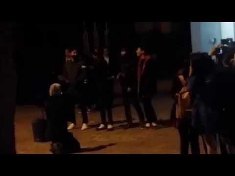 SJ Hi5 Event 4 - Leeteuk Hyukjae Donghae Siwon