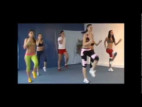 Aerobics Dance to lose weight