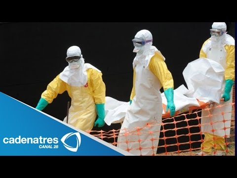 Epidemia de Ébola en África está fuera de control (VIDEO) I Brote de ébola en Africa 2014