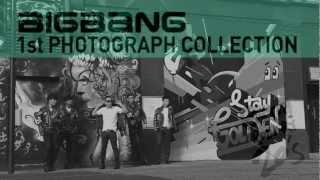 BIGBANG - 1st Photograph Collection [Extraordinary 20´s] Teaser