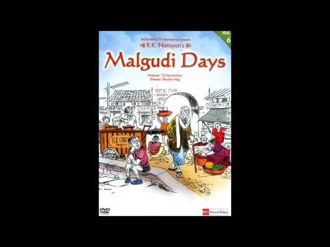 Malgudi Days (title Tune) - Flute video