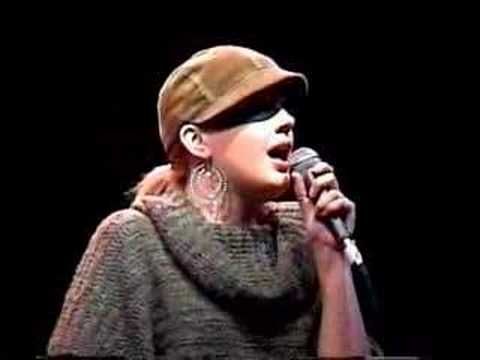 Who I Am - Jessica Andrews (LIVE) Washington D.C.