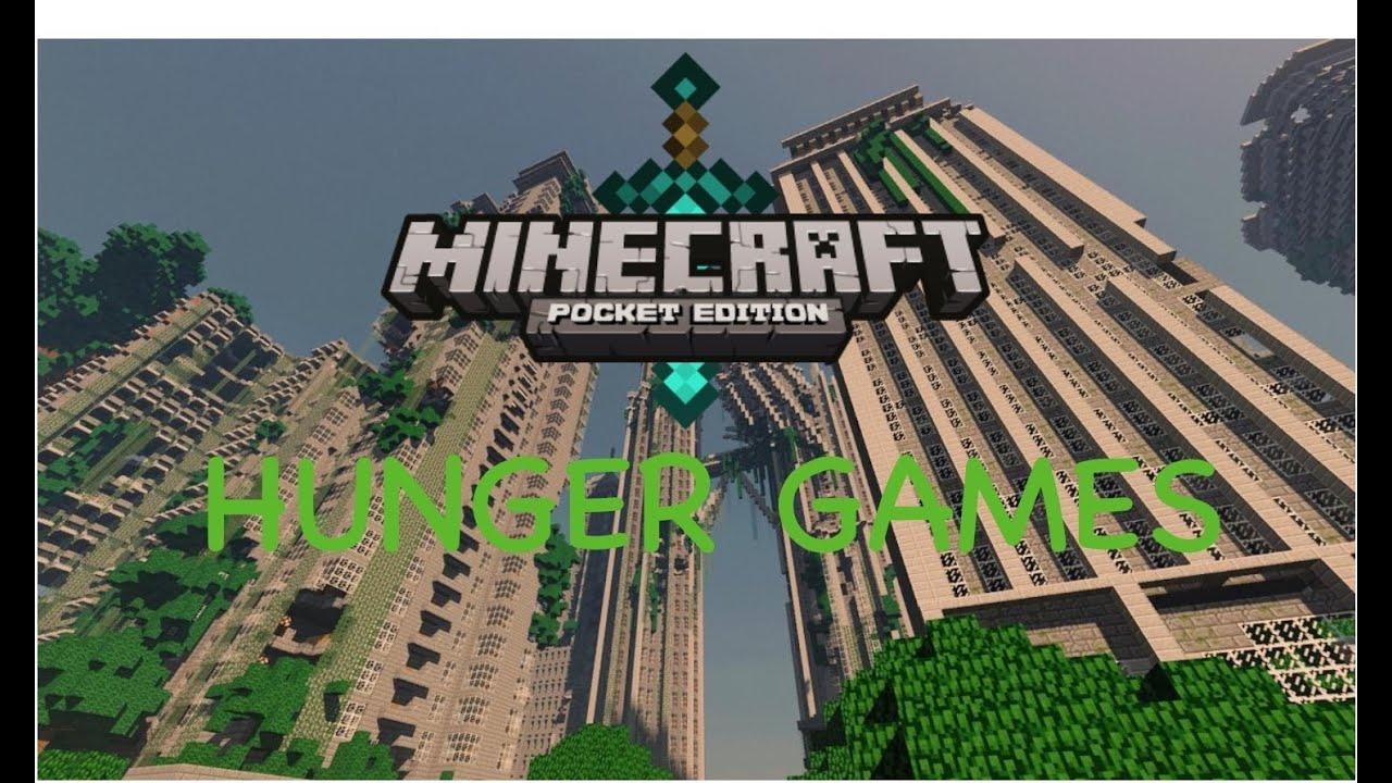 Find the best minecraft hunger games servers on minecraft multiplayer