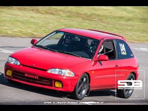 SDA Roque Perez - Javier Luciani y Beto BMA - Mitsubishi Colt GTI