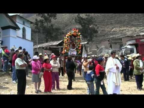 Fiesta en San Agustin - Huayopampa