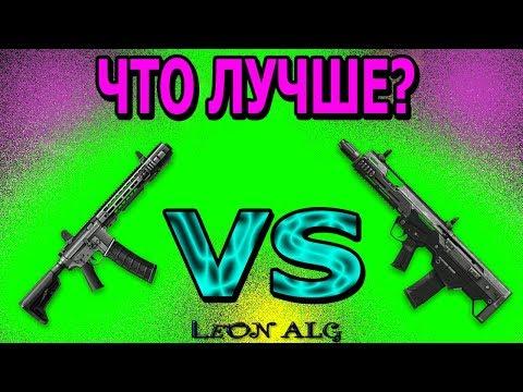 Warface.ЧТО ЛУЧШЕ? MSBS RADON VS SAI GRY AR-15!