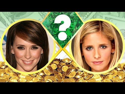 WHO'S RICHER? - Jennifer Love Hewitt or Sarah Michelle Gellar? - Net Worth Revealed! (2017)