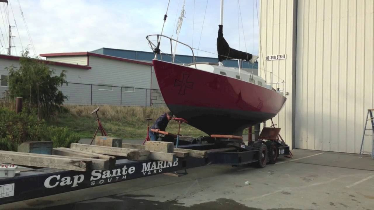 """Building the """"Fife"""" a stitch and glue row boat - YouTube"""