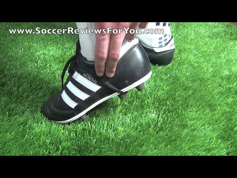 Soccer Cleat/Football Boot Lacing Tips and Tricks