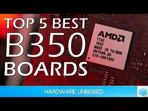 Top 5 Best AMD B350 Motherboards