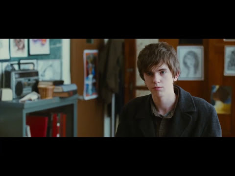 Freddie Highmore 'The Art of Getting By' Interview