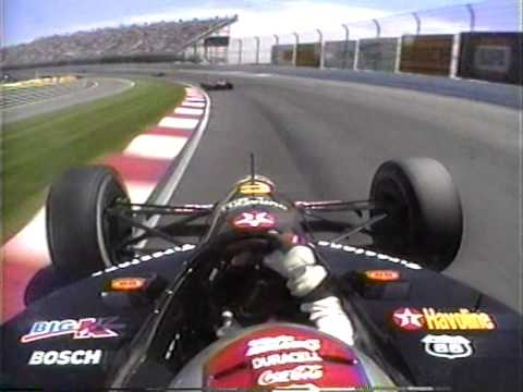 CART Nazareth onboard Michael Andretti