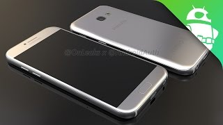 Exclusive: Samsung Galaxy A5 2017 render video