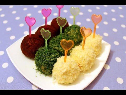 Сырные шарики - Готовим вкусно и красиво