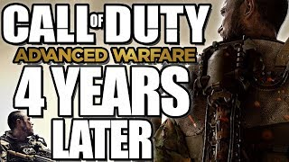 Call of Duty Advanced Warfare 4 Years Later - Is AW DEAD in 2019?