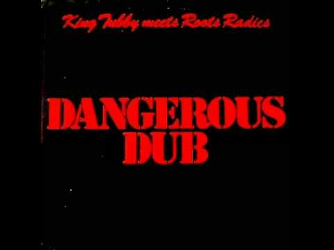 DUB LP- DANGEROUS DUB - KING TUBBY MEETS ROOTS RADICS - Up Town Special