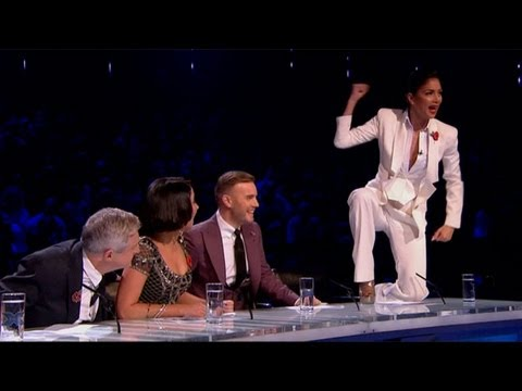 Judges' Best Bits - The Final - The X Factor UK 2012