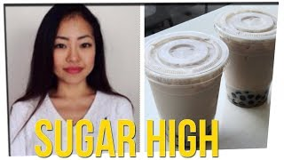 Woman Goes Crazy Because Bubble Tea Wasn't Sweet Enough ft. Gina Darling & DavidSoComedy