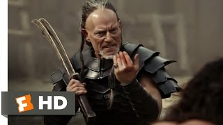 Conan the Barbarian - Conan the Barbarian (7/9) Movie CLIP - Conan Fights Khalar (2011) HD