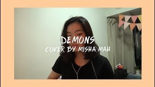demons / joji (cover by misha mah)
