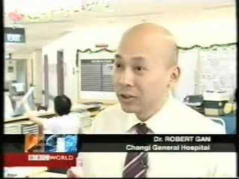 Neuroaid - BBC Asia Business Report-CHIMES trial Dec 20, 07
