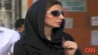 نمایش مد زیرزمینی در ایران