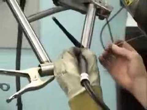 Building a Custom Bicycle