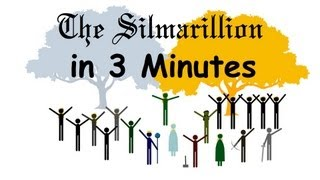 The Silmarillion In Three Minutes: A Condensed Version of JRR Tolkien