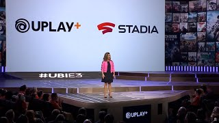 Ubisoft Join Forces with Google Stadia E3 2019 Ubisoft Announce
