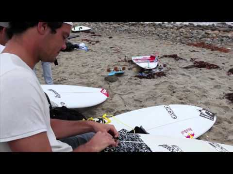 Three Days- Jordy Smith