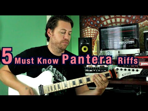 Lessons - Metal - Heavy Metal Riffs 28