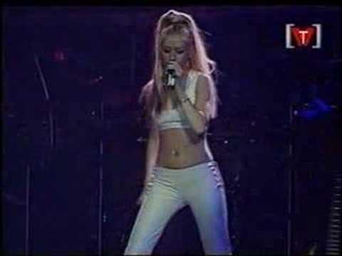 Christina Aguilera - Don T Make Me Love You