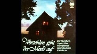 Rundfunk Jugendchor Wernigerode   Schwesterlein, wann gehn wir nach Haus
