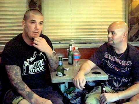 Phil Anselmo interview: Part 1 of 3 (Sept. 1, 2011)