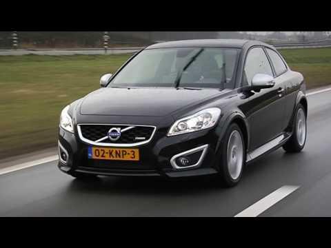 Volvo C30 T5 R-Design roadtest - YouTube