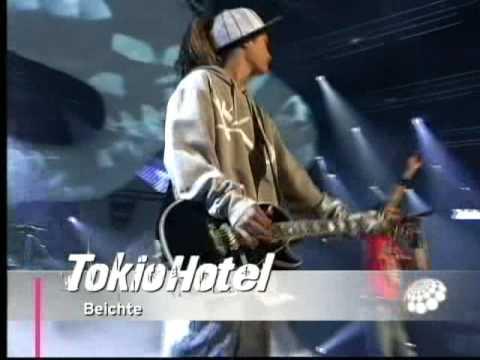Tokio Hotel - Tokio Hotel - Beichte (live)